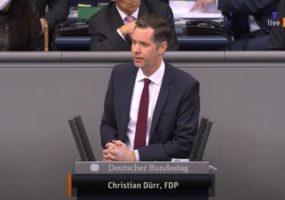 Christian Dürr MdB